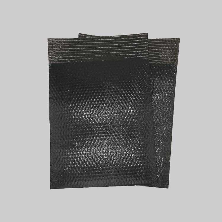 黑色气泡袋
